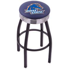 Retro Boise State University Counter Stool