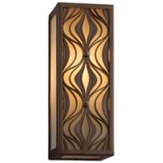 "Corbett Mambo Collection Exterior 12"" High Wall Lantern"