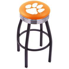 Retro Clemson University Barstool