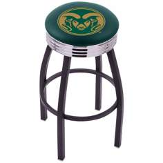 Retro Colorado State University Barstool
