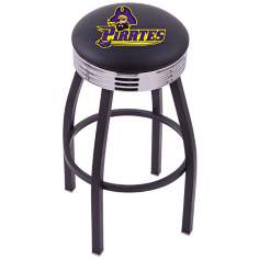 Retro East Carolina University Counter Stool