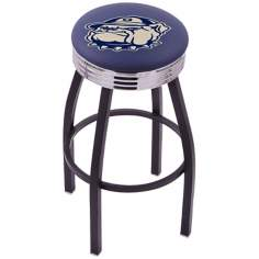 Retro Georgetown University Counter Stool