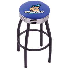 Retro Grand Valley State University Counter Stool