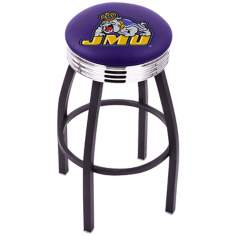Retro James Madison University Counter Stool