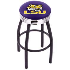 Retro Louisiana State University Counter Stool