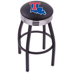 Retro Louisiana Tech University Barstool