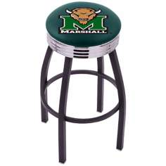 Retro Marshall University Barstool
