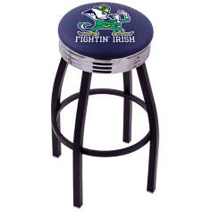 Retro Notre Dame Fighting Irish Barstool