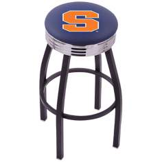 Retro Syracuse University Counter Stool