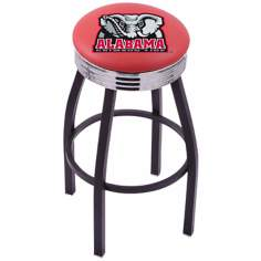 Retro University of Alabama Elephant Counter Stool