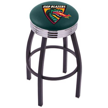 Retro University of Alabama Birmingham Counter Stool
