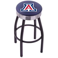 Retro University of Arizona Counter Stool