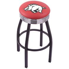 Retro University of Arkansas Barstool