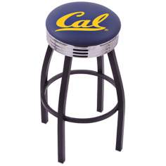 Retro University of California Berkeley Counter Stool