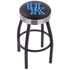 Retro University of Kentucky Counter Stool