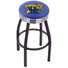 Retro University of Kentucky Wildcats Counter Stool