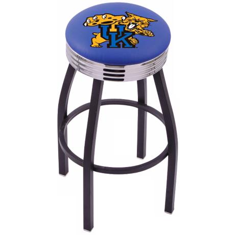 Retro University of Kentucky Wildcats Barstool
