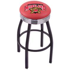 Retro University of Maryland Barstool