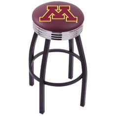 Retro University of Minnesota Barstool
