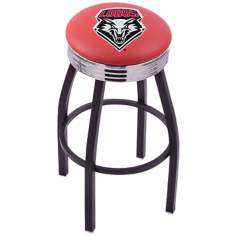 Retro University of New Mexico Barstool