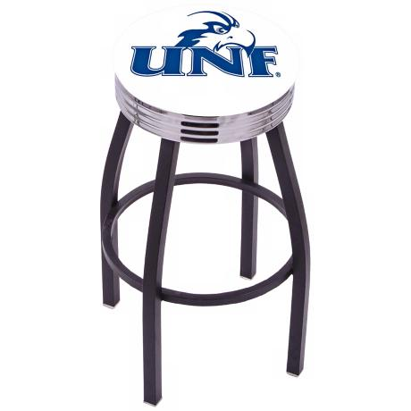 Retro University of North Florida Counter Stool