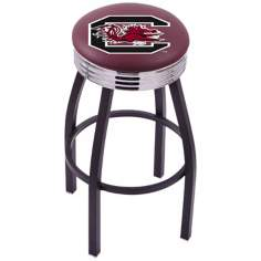 Retro University of South Carolina Counter Stool