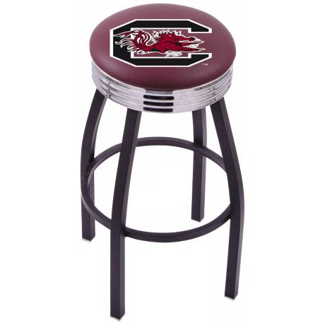 Retro University of South Carolina Barstool