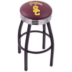 Retro University of Southern California Barstool