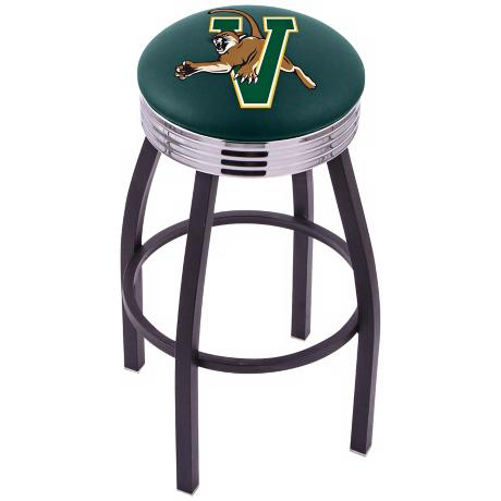 Retro University of Vermont Counter Stool