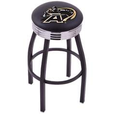 Retro United States Military Academy Counter Stool