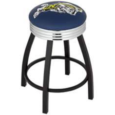 Retro United States Naval Academy Counter Stool