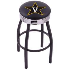 Retro Vanderbilt University Counter Stool