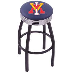 Retro Virginia Military Institute Counter Stool