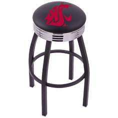 Retro Washington State University Barstool