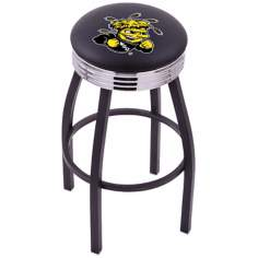Retro Wichita State University Counter Stool