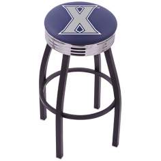 Retro Xavier University Counter Stool