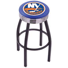 Retro Hockey New York Islanders Barstool
