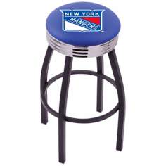 Retro Hockey New York Rangers Barstool