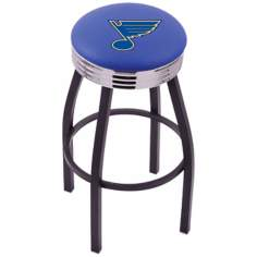 Retro Hockey St Louis Blues Barstool