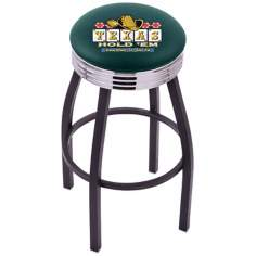 Retro Texas Hold Em Counter Stool
