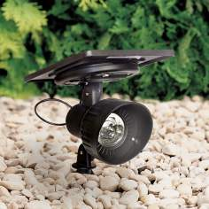 Progressive Solar Spotlight or Floodlight