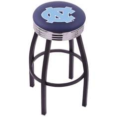 Retro University of North Carolina Barstool