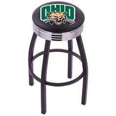 Retro University of Ohio Counter Stool