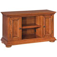 Homestead Warm Oak Television Stand