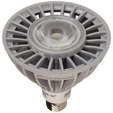 Sylvania PAR38 Narrow Flood 18 Watt Dimmable LED Light Bulb