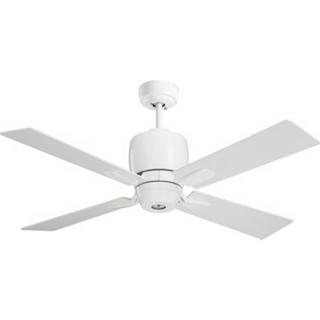 "46"" Emerson Veloce White Ceiling Fan"