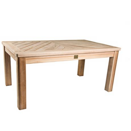 Bristol Teak Wood Outdoor Occasional Coffee Table