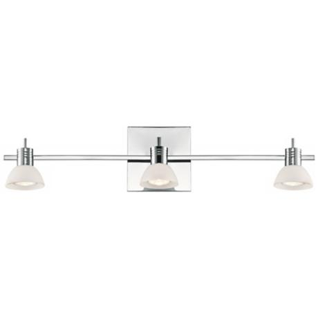 "Modo Collection Chrome 25 3/4"" Wide Bathroom Fixture"