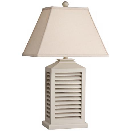 Kichler Cottage Warm White Table Lamp