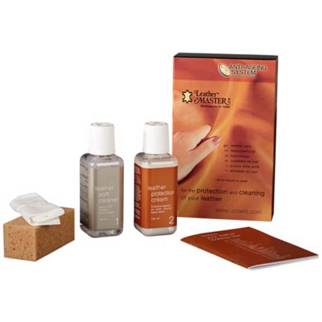 Leather Master Cleaning and Care Kit